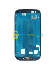 Galaxy S3 4G i9305 Middle Frame Blue - AU Stock