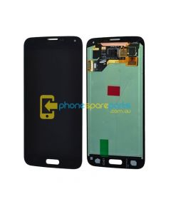 Galaxy S5 G900 LCD and Touch Screen Assembly Black - AU Stock
