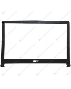MSI GX63VR 7RF (MS-16P1) Replacement Laptop LCD Screen Front Bezel / Frame
