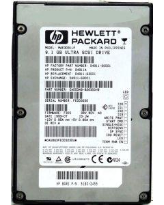 HP SCSI 9.1GB HDD Hard Disk Drive MAE3091LP 5183-2455 D4911 D4911-6001 NEW