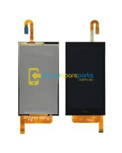 HTC Desire 610 LCD and Touch Screen Assembly Black - AU Stock