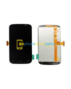 HTC Desire C LCD and touch screen assembly Black - AU Stock