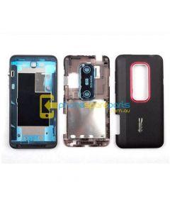 HTC EVO 3D Full Housing Black - AU Stock