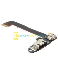 HTC One M7 Charging Port with Flex Cable with Microphone