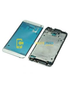 HTC One M7 LCD Frame White - AU Stock