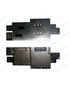 HTC Desire HD G10 Replacement  Memory & Sim Card Reader Flex Cable