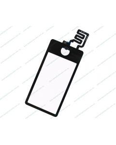 Apple iPod Nano 7th Gen Replacement Front Glass Screen Digitizer - Black