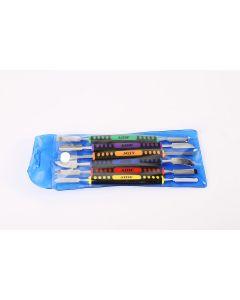 6 in 1 Pry Bar Tool Set