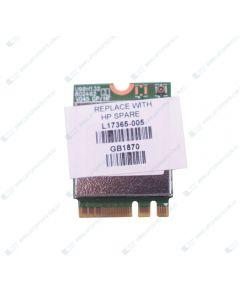 HP 15-DA2019TX 8QW18PA WLAN RT AC 1x1 +BT M.2 2230 L17365-005