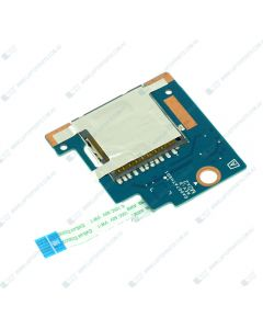 HP Pavilion 14-CE0002TU 4CB82PA SD/CR BOARD L19154-001