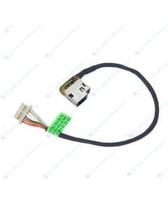 HP 15-DA0307TX 4VS12PA DC-IN CONNECTOR L20475-001
