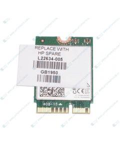 HP OMEN 15-DH0146TX 7WY30PA WLAN AC+BT5 INT M2 2230 NV MIPI+BRI L22634-005