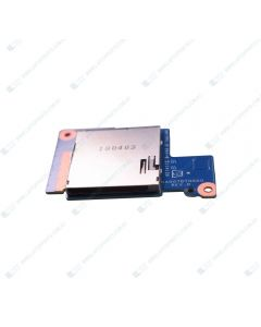 HP Pavilion 15-CS0055TX 4LG40PA CARD READER BOARD L23890-001