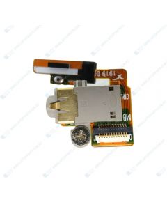 HP Elite X2 1013 G3 2TS84EA POWER BUTTON BOARD W/AUDIO JACK CABLE L35963-001