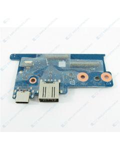 HP Chromebook 14-DB0006AU 8QU63PA USB BOARD L46557-001