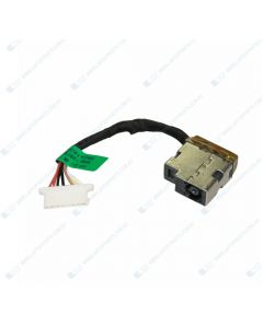 Pavilion 14-DH0007CA 6GH63UA DC IN CONNECTOR W/ CABLE L51098-001