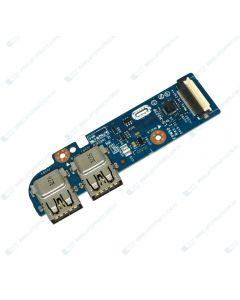 HP 15S-DU1032TX 8QW25PA USB BOARD L52031-001