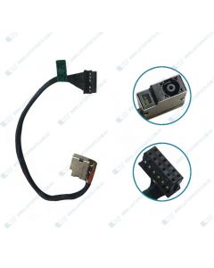 HP OMEN 15-DH0134TX 7QS27PA DC-IN CONNECTOR L57333-001