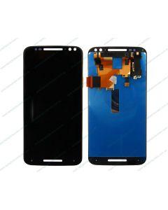 Motorola Moto X Style 2015  XT1572 XT1570 LCD Touch Screen Digitizer (Black) Frame
