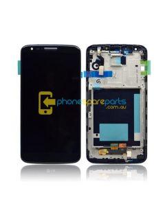 LG Optimus G2 D800 D801 D803 LCD & Touch Screen Assembly BLACK