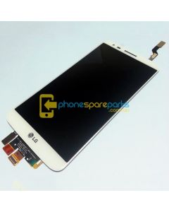 LG Optimus G2 D802T D802 LCD & Touch Screen Assembly WHITE