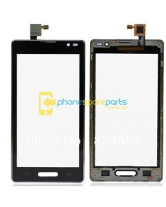 LG Optimus L9 P768 touch screen with frame Black - AU Stock