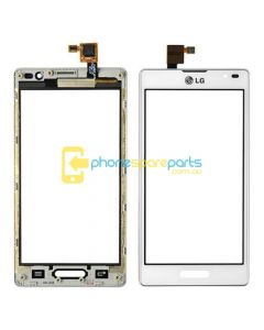 LG Optimus L9 P768 touch screen with frame White - AU Stock