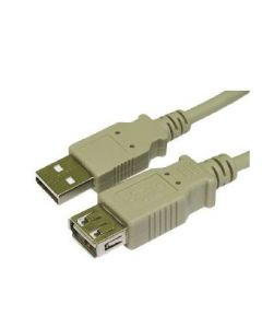 USB 2.0 Male To female Extension Cable AM TO AF V2.0 NEW