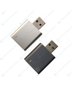 USB 2.0 Microphone/Headphone Jack Stereo Headset 3D Sound Card Audio Adapter