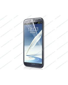 Samsung Galaxy Note2 N7100 Screen Protector - Clear