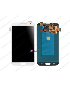 SAMSUNG Galaxy Note 2 II N7100 Replacement Touch Screen Digitizer WITHOUT FRAME - WHITE