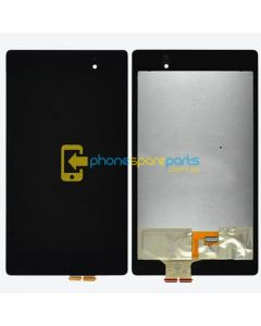 Nexus 7 2nd Gen LCD and touch screen assembly Black - AU Stock