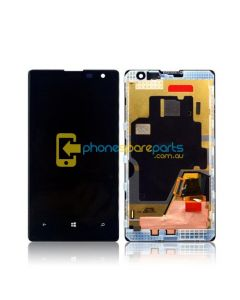 Nokia Lumia 1020 LCD assembly with touch and frame