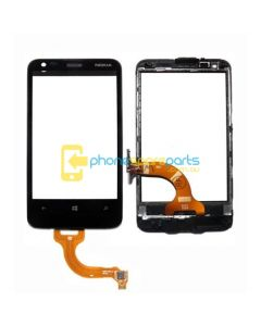 Nokia Lumia 620 Touch with Frame Black