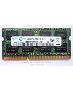 ASUS Eee SLATE EP121 B121 DDR3 RAM 4GB 2Rx8 PC3-10600S-09-10-F2 USED