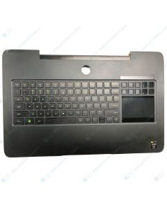 Razor Blade RZ09-0099 RZ09-00991101 Replacement Laptop Palmrest / Topcase with Keyboard and Touchpad USED