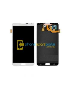 Samsung Galaxy Note 3 N9000 N9005 LCD Screen and touch digitizer WHITE