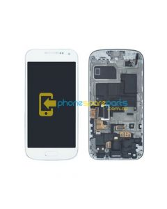 Samsung Galaxy S4 Mini i9195 screen assembly LCD and touch Digitiser white