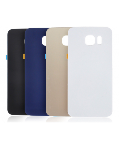 Samsung Galaxy S6 F920A G9200 G920 G920F Glass Housing Back Cover White