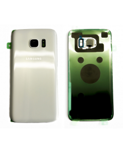 Samsung Galaxy S7 G930F Replacement Back Cover - (White)