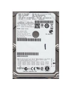 HP Pavilion G6-1205AX 250GB SATA HDD Hard Disck Drive 489819-001 USED