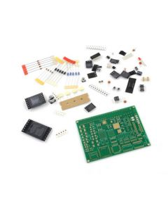 SMD and Microsoldering Practice Kit