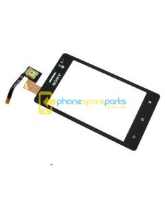 Sony Xperia GO ST27 Black Touch  + LCD Screen + Grame