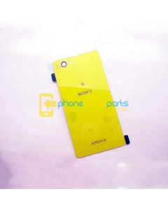 Sony Xperia Z1 Compact Back Cover Yellow - AU Stock