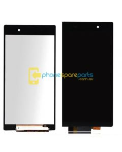 Sony Xperia Z1 L39h LCD and Touch Screen Assembly Black - AU Stock