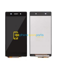 Sony Xperia Z2 LCD and Touch Screen Assembly Black - AU Stock