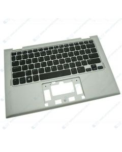 Dell Inspiron 11 3148 3147 3000 P20T Replacement Laptop Upper Case / Palmrest with Keyboard (SILVER)