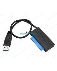 USB 3.0 to SATA 22Pin 2.5Inch HDD / SSD Adapter Data Power Cable (External Converter)