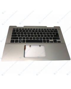 Dell Inspiron 5491 Replacement Laptop Upper Case / Palmrest with Keyboard W5W2K