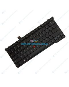 Lenovo Thinkpad X1 20BS 20BT Replacement Laptop US Keyboard with Backlit 00HT330 00HN975 00HN945 00HT300